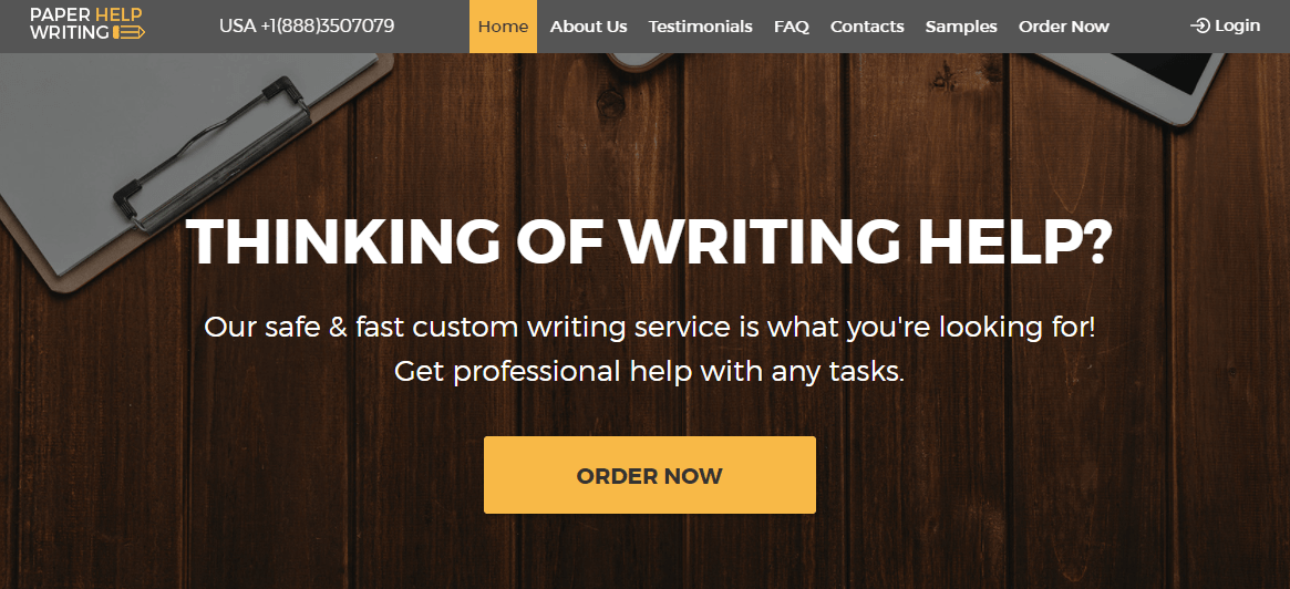 PaperHelpWriting.com Review